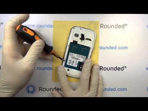 Samsung Galaxy S3 Mini i8190 repair, disassembly manual, guide