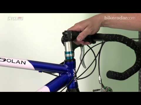 How to change your headset bearings