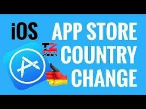 How To Change AppStore Country/Region With None Option - ios 11/10/9