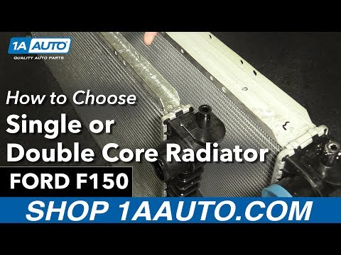 How to Choose Single Core and Double Core Radiators
