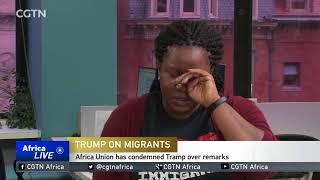 African in diaspora dismayed by Trump