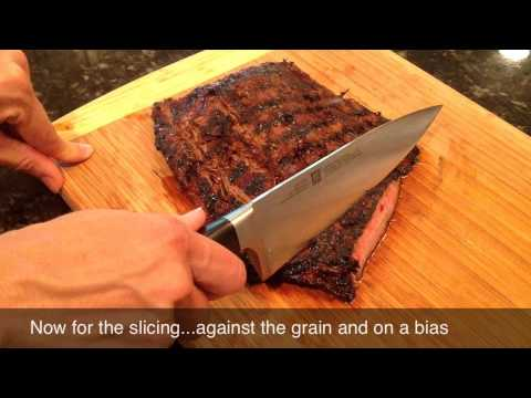 Cutting against the grain and on a bias - new and improved video