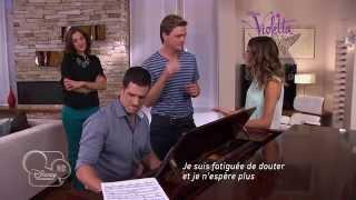 """Violetta saison 2 - """"En mi mundo"""" (épisode 31) - Exclusivité Disney Channel"""