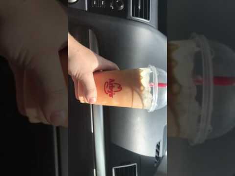 Arby's Orange Cream Shake Review
