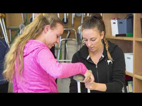 Physical Therapist Assistant - ISU College of Technology