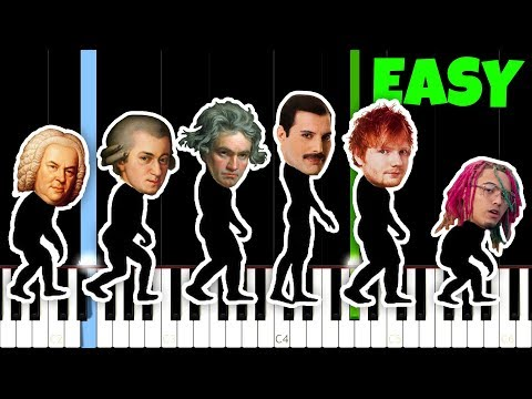 Evolution Of Music [1680 - 2018]... And How To Play It!