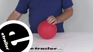 Review of Taylor Made Boat Accessories - Buoys - 369164 - etrailer.com
