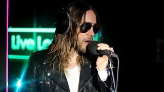 Thirty Seconds To Mars - Stay (Rihanna) in the Live Lounge