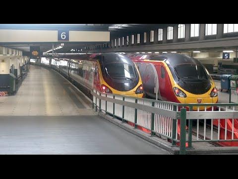 Euston Station, London