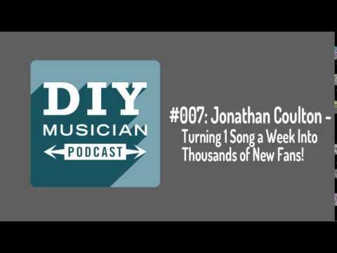 #007: Jonathan Coulton – PART 1