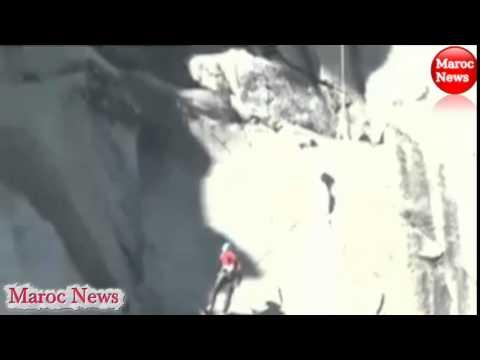 امريكيان ينجحان في تسلق اطول و اصعب جبل صخري في العالم