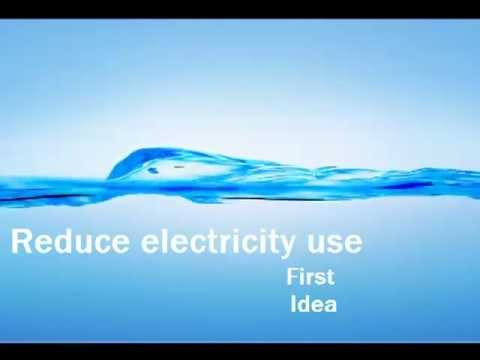 reduce electricity use video 1 - world makers