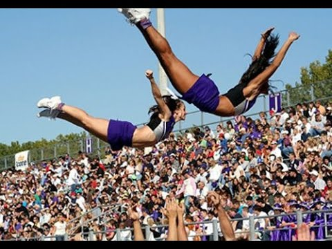 Cheer - Tips on Becoming a Flyer