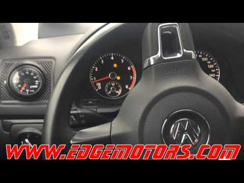 VW Audi Steering Wheel Angle Sensor Basic Settings DIY by Edge Motors