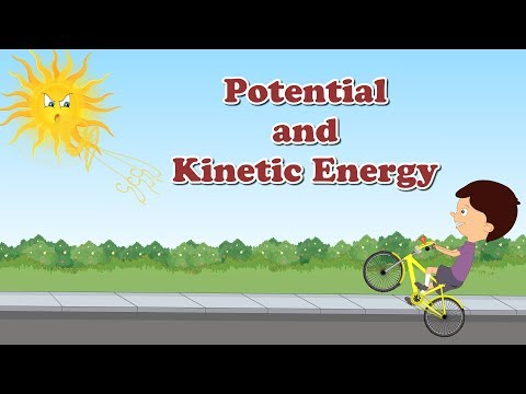 Potential and Kinetic Energy for Kids | It's AumSum Time