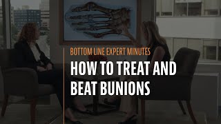 How To Treat And Beat Bunions