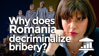 Why does ROMANIA want to legalize CORRUPTION? - VisualPolitik EN