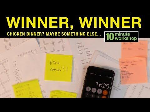 Winner, winner #164