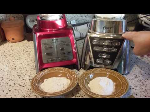 Side by Side Oster Dual-Action & Pro 1200 Blenders: Part 2 (Results)