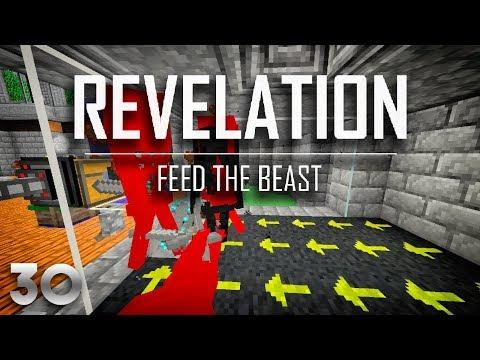 FTB Revelation EP30 Resturbed Wither Skull Farm