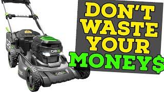 Best Cordless Mowers! (2021 Mower Buyer's Guide)