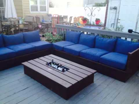 Pallet Sectional Sofa | Diy Pictures Of Pallet Furniture Collection