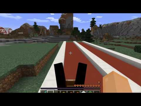 MINECRAFT: Super Fast Donkey, Horse, and Mule