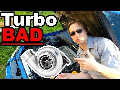Why Not To Buy A Turbocharged Car - Scotty Kilmer Parody