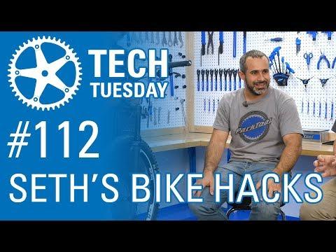 Seth's Bike Hacks Talks MTB w/Calvin & Truman | Tech Tuesday #112