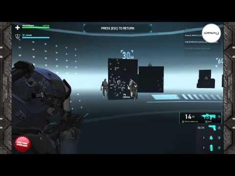 Tom Clancy's Ghost Recon Phantoms - Aiming Mechanics