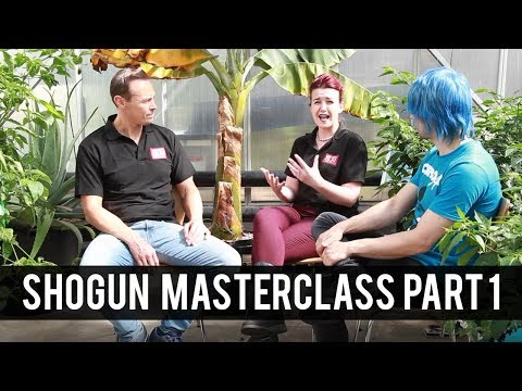One Stop Road Trip: Masterclass in Shogun Nutrients - Part 1