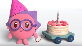 Download Малышарики - новые серии - Поздравляю! (145 серия) Развивающие мультики для самых маленьких Video