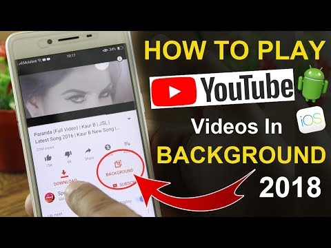 Amazing Apps To Play YouTube Videos In Background On Android & iOS