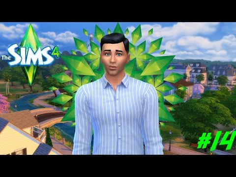 Lets Play: The Sims 4 - Part 14 - THE ENGAGEMENT!