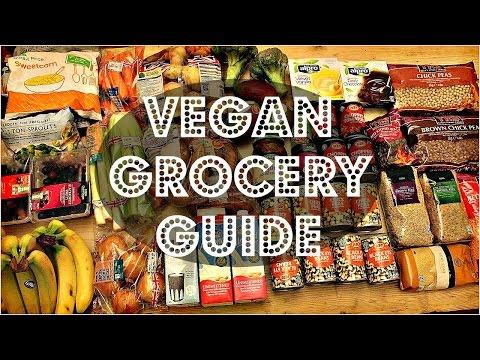 VEGAN GROCERY GUIDE   Cheap Lazy Vegan