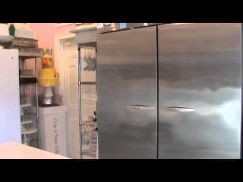 Commercial Kitchen / Bakery Mini Tour