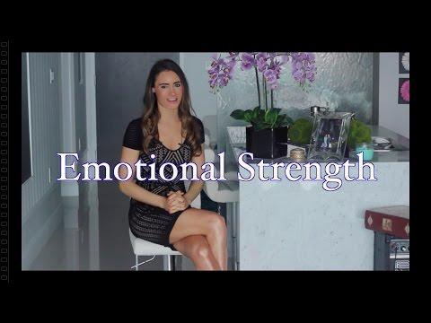 Emotional Strength in Nursing