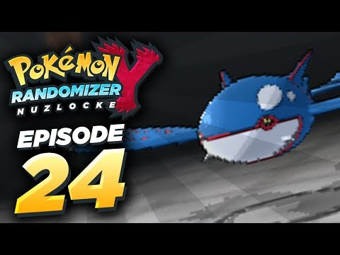 from stress to mess oh and KYOGRE - POKEMON Y RANDOMIZER #24