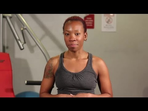 How to Gain Muscle for Girls : Exercises for Muscle Tone