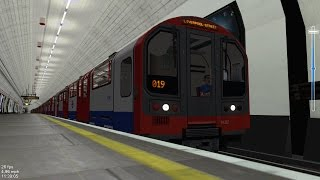 OpenBve Renfe 447 London Overground reskin  - Yootube Funny Videos