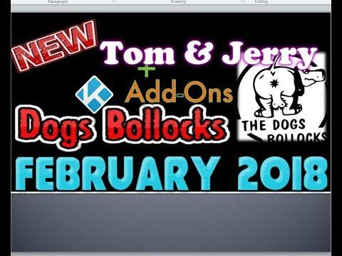 Dogs Bollocks Kodi Addon | Maverick TV  -  UPDATED 2018