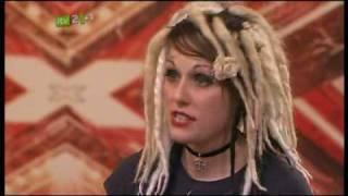 Scary women in X Factor