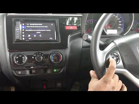 Pioneer steering wheel controls