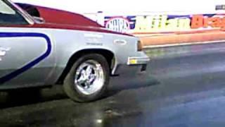 84 olds cutlass FAST CAR!
