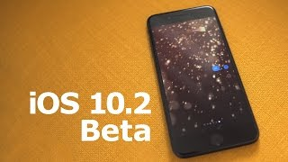 Everything New in the iOS 10.2 Beta!