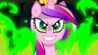 My Little Pony: FiM | Temporada 2 Capítulo 25 (4/4) | Una Boda en Canterlot Parte 1 [Español Latino]