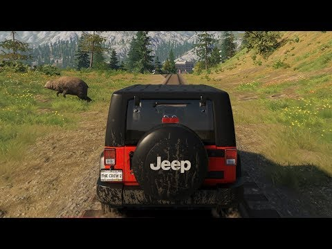 The Crew 2 - JEEP Wrangler 2012 - Open World Free Roam Gameplay (PC HD) [1080p60FPS]