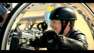 McLean Monocycles in (1 of 3) Nokia SatNav commercials