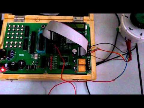 Stepper motor electronics practical