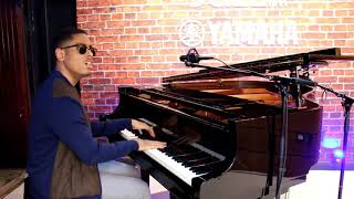 Download Matthew Whitaker live session for Jazz FM Video